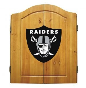 Oakland Raiders Dart Set