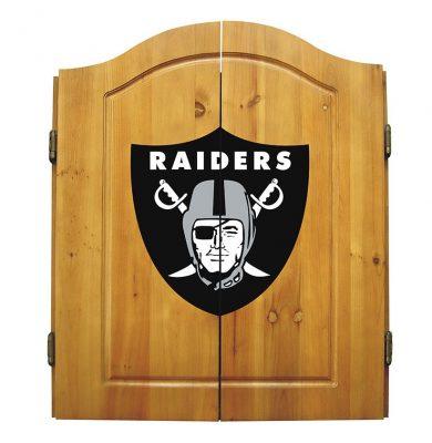 Oakland Raiders Dart Set