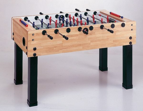 Maple foosball