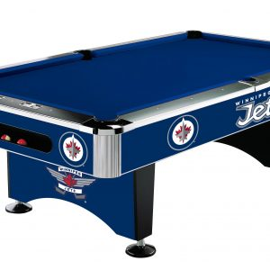 Winnipeg Jets Pool Table