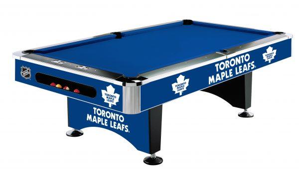 Toronto Maple Leafs Pool Tables