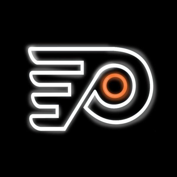 Philadelphia Flyers Neon Sign