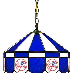 New York Yankees Poker Table Light