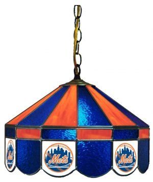 New York Mets Poker Table Light