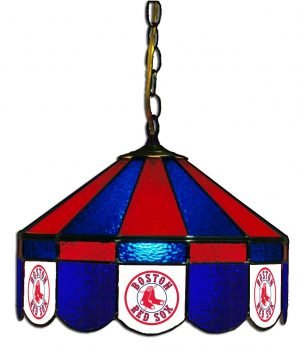 Red Sox Poker Table Light