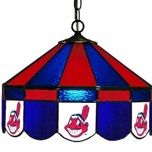 Cleveland Indians Poker Table Light
