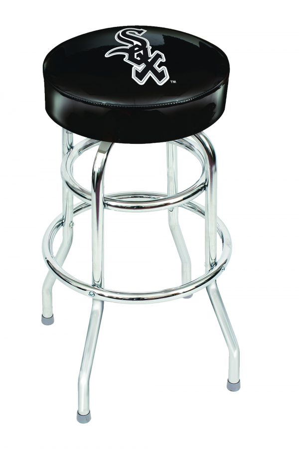 Chicago White Sox Metal Bar Stool