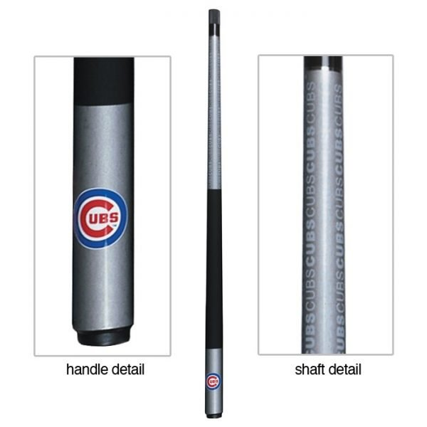 Chicago Cubs Pool Cue