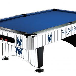 New York Yankees Pool Table