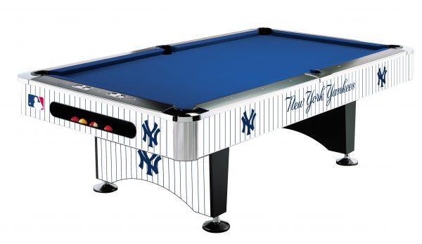 New York Yankees Pool Table