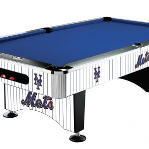 New York Mets Pool Table