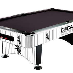 Chicago Whit Sox Pool Table