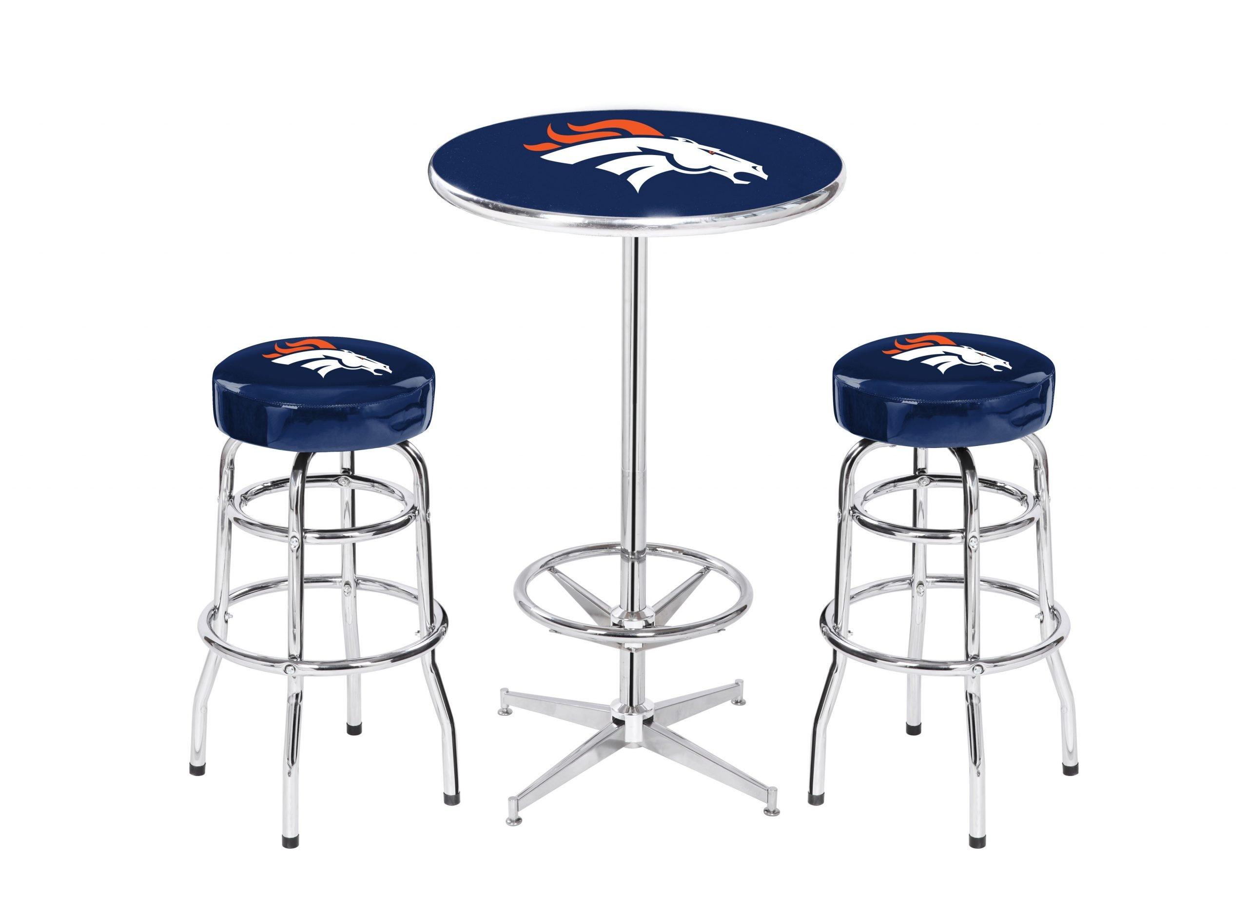 Denver Broncos Game Room Set