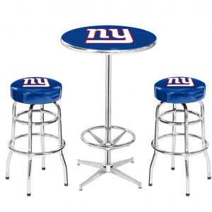 New York Giants Game Room Set