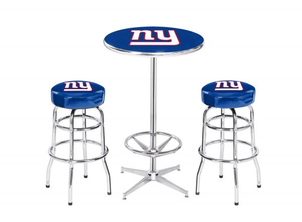New York Giants Game Room Set