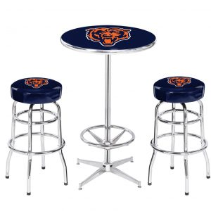 Chicago Bears Game Room Set