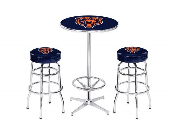 Chicago Bears Game Room Set