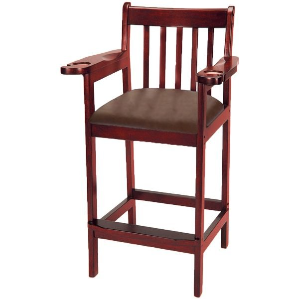 Mahogany Spectator Chair