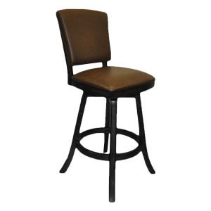 Black Backed Barstool