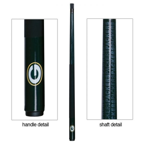 Green Bay Packers Pool Cue