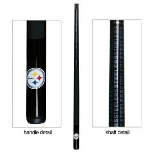 Pittsburgh Steelers Pool Cue