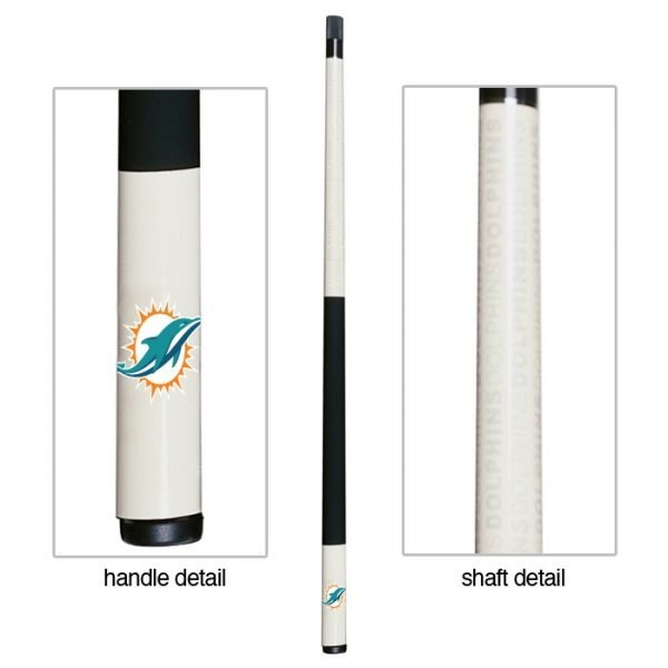 Miami Dolphins Pool Cue