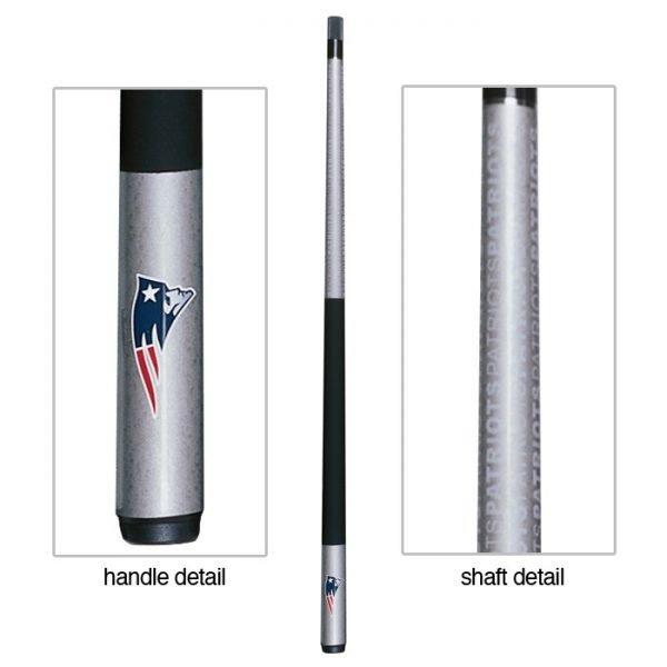 New England Patriots Pool Cue
