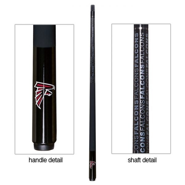Atlanta Falcons Pool Cue