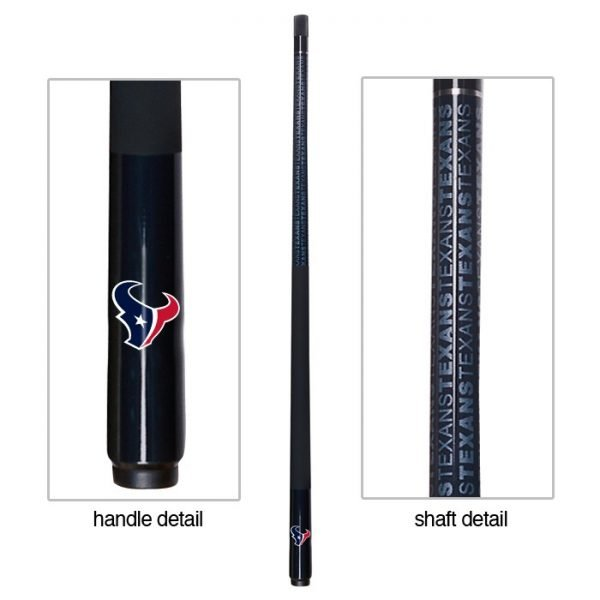 Houston Texans Pool Cue