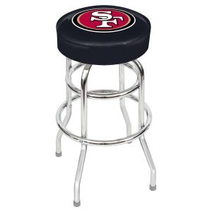 49ers Metal Metal Bar Stool