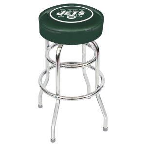 New York  Jets Metal Bar Stool