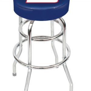 New York Giants Metal Bar Stool