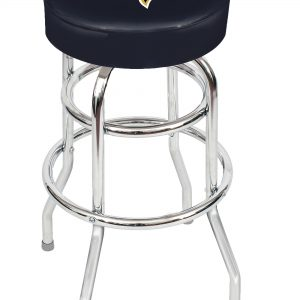 Baltimore Ravens Metal Bar Stool