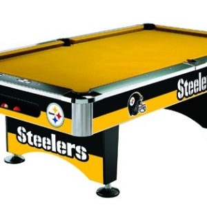 Pittsburgh Steelers Pool Table
