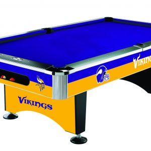 Minnesota  Vikings Pool Table