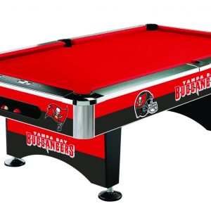 Tampa Bay Buccaneers Pool Table