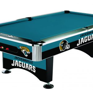 Jacksonville  Jaguars Pool Table