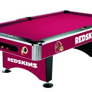 Washington Redskins Pool Table