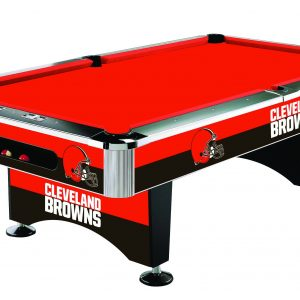Cleveland Browns Pool Table