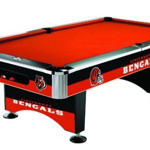Cincinnati Bengals Pool Table