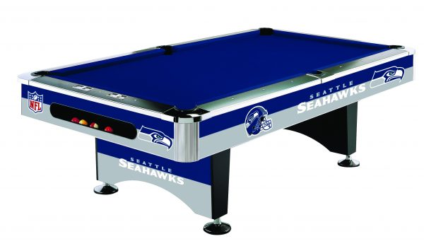 Seattle Seahawks Pool Table