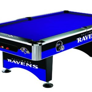 Baltimore Ravens Pool Table