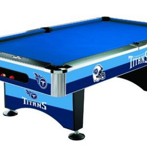 Tennessee Titans Pool table