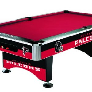 Atlanta Falcons Pool Table