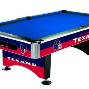 Houston Texans Pool Table