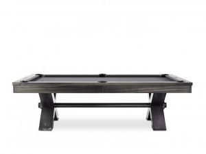 Plank and Hide Vox Pool Table