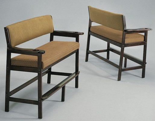 Bench Spectator Chair