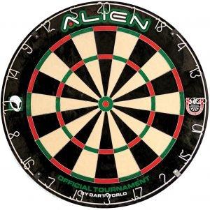 Alien Dart Board