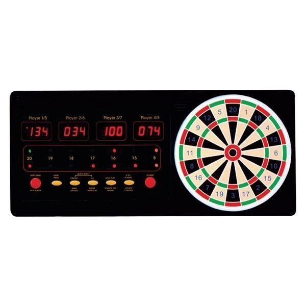 TOUCH PAD SCORER WITH LED DISPLAY