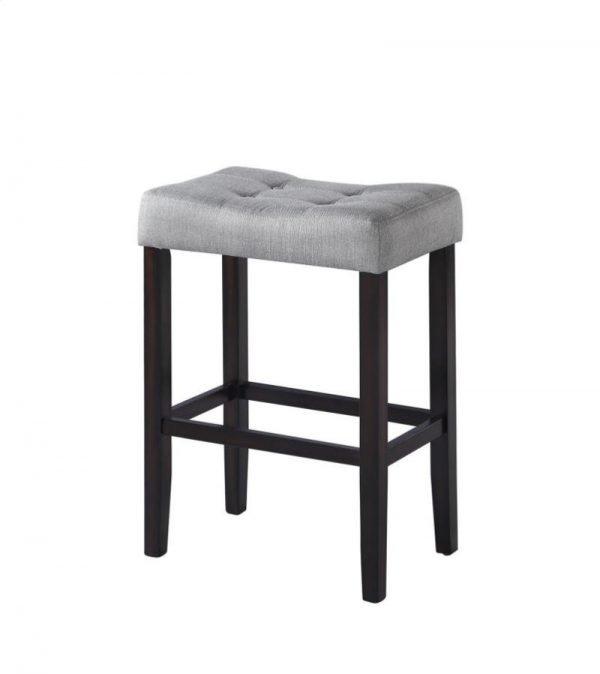 Plush Seat Grey